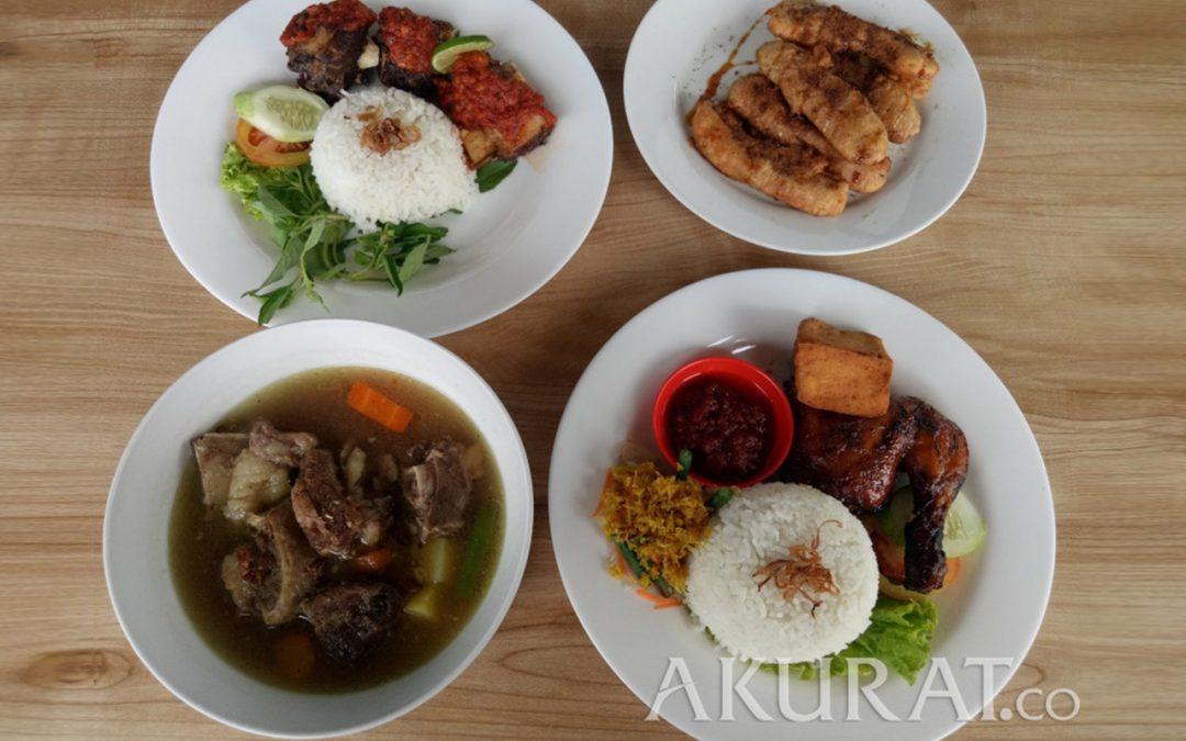 Kedai Kayumanis, Gudangnya Makanan Khas Nusantara