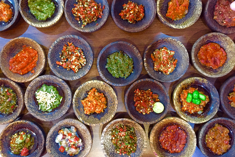 Ini dia beberapa jenis sambal dari berbagai macam daerah di Indonesia, ada yang dari daerah kamu?