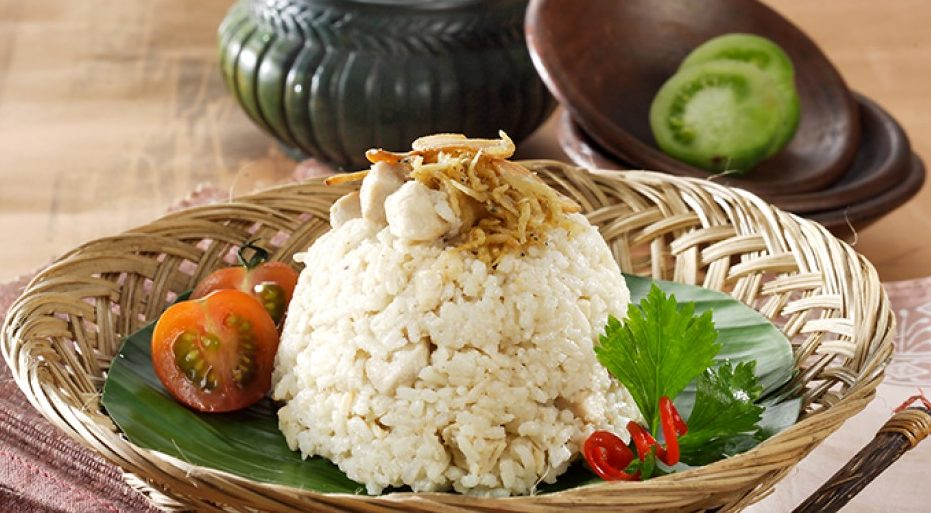 Berikut ada 9 jenis nasi khas Indonesia, dari nasi kuning sampai nasi megono
